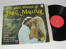 PAUL MAURIAT Le Grand Orchestre De - Viens ce Soir LP 1974 Philips Canada Vinyl