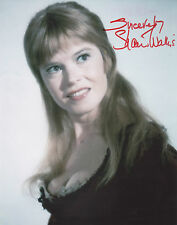 SHANI WALLIS Signed 10x8 Photo Nancy In OLIVER COA