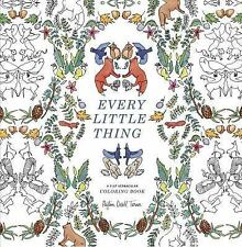 Every Little Thing : A Flat Vernacular Coloring Book by Payton Cosell Turner...