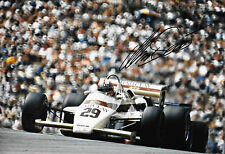 Marc Surer SIGNED 12x8, F1 Arrows-Cosworth A6 , Austrian GP  Osterreichring 1983