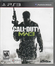 Call of Duty: Modern Warfare 3 (Sony PlayStation 3)