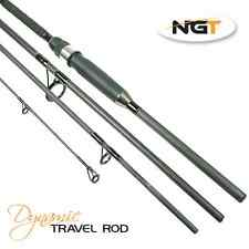 NGT Dynamic Travel - 8ft, 4pc Carbon All Round Travel / Stalker Rod