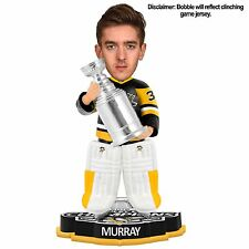 MATT MURRAY PITTSBURGH PENGUINS STANLEY CUP CHAMPIONS 2016 BOBBLEHEADS