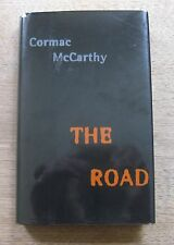 THE ROAD by Cormac McCarthy   - 2006  HCDJ  1st edition stated -  film - NF