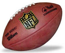Wilson The Duke Official NFL Game Football (2 day shipping)