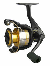 OKUMA SAFINA NOIR SFR25 FRONT DRAG FIXED SPOOL FISHING REEL SPINNING COARSE CARP