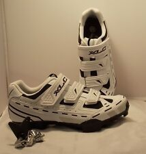 XLC CB-M06 mtb Shoe, in white. Size 40. Shimano comptiable 08704