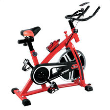 New Upright Stationary Exercise Bike Cycling Fitness Home Gym Workout Trainer