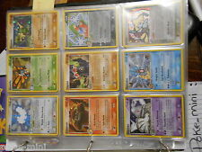 COMPLETE SET EX DEOXYS POKEMON CARDS PRE LV X LEGENDS ECT