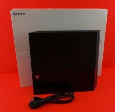 Sony PS4 Playstation 4 Black Video Game Console CUH-1115A 500GB w/Box  #S33x0