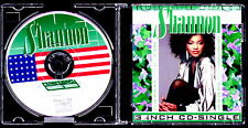 SHANNON Let Music Play+Give Me The Music+Stronger Together CD Mini 3 INCH Nuovo