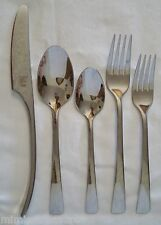 Henckels Bellasera Stainless 5pc Place Setting Dinner Knife Fork Spoon Teaspoon
