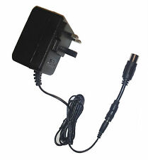 DIGITECH PS0912 POWER SUPPLY REPLACEMENT ADAPTER UK 9V 4 PIN DIN