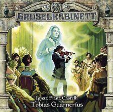 GRUSELKABINETT-FOLGE 94 - TOBIAS GUARNERIUS  CD NEU