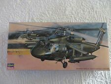HASEGAWA SIKORSKY UH-60A BLACK HAWK US ARMY TACTICAL HELICOPTER MODEL PLANE KIT