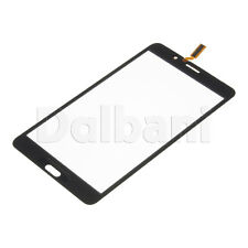 New Glass with Touch Screen Digitizer for Samsung Galaxy Tab 4 SM-T231 Black 7""