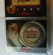 Disney Decade Coin Walt Disney Move to Hyperion #16 1926 New Sealed (B)