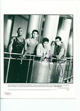Mark Wahlberg The Big Hit Signed Autograph Original Press Movie Photo JSA