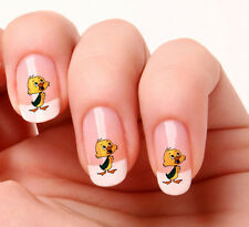 20 Nail Art Decals Transfers Stickers #314 - Cute Little Duck