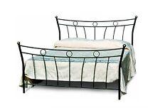 Letto 1 piazza e mezzo in ferro battuto in vari colori per camera da letto class