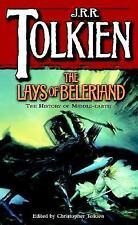 The Lays of Beleriand (The History of Middle-Earth, Vol. 3), J. R. R. Tolkien, G