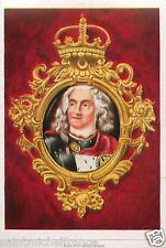 Augustus II the Strong Poland August II Mocny der Starke King CARD IMAGE 1933