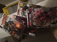 200+ X-Men Comic Books Grab Bag Closeout Lot Marvel Long Box X-Titles Wolverine