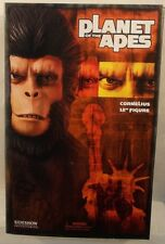 """Planet Of The Apes Movie By Sideshow - 12"""" Cornelius Forbidden Zone Map (MIB)"""