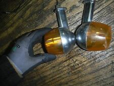 Yamaha 1972 CS3 200  electric front turn signals blinkers I have more parts