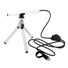 200X USB HD Digital Microscope Pen Endoscope Magnifier Camera 4LED Manual Focus