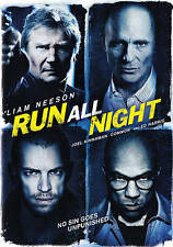Run All Night DVD (Liam Neeson, Ed Harris, Common, Joel Kinnaman)