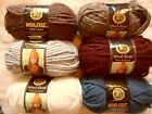Lion Brand Wool-Ease Thick & Quick Yarn~Pick a color~6 oz skein #6 BULKY(+parts)