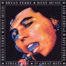 BRYAN FERRY / ROXY MUSIC - Street Life - 20 Great Hits (Best Of) - CD - NEUWARE