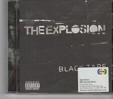 (FX296) The Explosion, Black Tape - 2004 CD