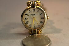 Ladies / Women's Fossil Golld Tone  Watch Quartz