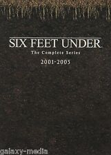 Six Feet Under The Complete Series Season 1-5 (DVD 2013 24-Disc)1 2 3 4 5 NEW