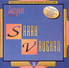 NEW - Jazz Fest Masters by sarah vaughn