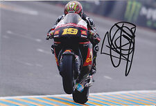 MotoGP ALVARO BAUTISTA Signed San Carlo Gresini HONDA Colour Photo