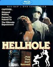 Hellhole (Blu-ray/DVD, 2014, 2-Disc Set, DVD/Blu-ray)