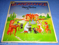 PHILIPPINES:BLANCMANGE - Happy Families,LP,ALBUM,NEW WAVE
