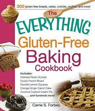 The Everything Gluten-Free Baking Cookbook : Includes - Oatmeal Raisin...