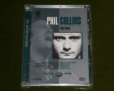 PHIL COLLINS FACE VALUE CLASSIC ALBUMS TDK DVD DOCUMENTARY RARE LIVE FOOTAGE New