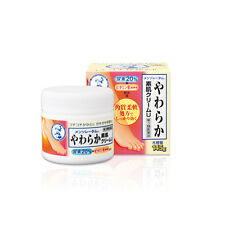E45 ROHTO MENTHOLATUM Medicated Soft Skin Cream U Crack Heel Rough Hand Skin 90g