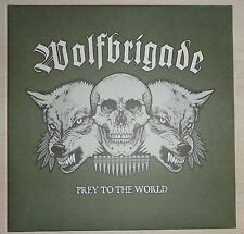 Wolfbrigade - Prey To The World LP Black vinyl / Gatefold / New / Sealed / Punk