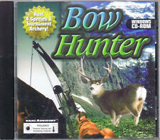 Bow Hunter (PC, ValuSoft, Very Rare)