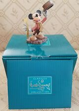 "WDCC Mickey's Christmas Carol ""And a Merry Christmas to You"" Ornament NIB w/COA"
