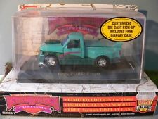 1/43 YatMing Road Champs Ford F-150 Pick-Up 1995 Personalizzato 76001