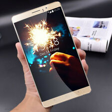 "6"" Unlocked Android 5.1 Dual SIM Mobile Phone Quad Core 3G For QHD CellPhone GPS"