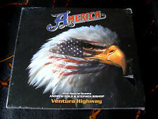 Slip Album: America : Ventura Highway : Sealed Feat Andrew Gold & Stephen Bishop