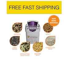 New 1 Numanna Foods- Defender Nutritive Pack GMO Free Ship by Authorized Dealer